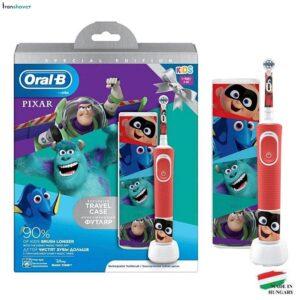 مسواک برقی اورال-بی مدل (Oral-B Vitality 100 Kids (Best of Pixar Pack